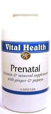 Prenatal w/DHA & Ginger
