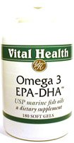 Omega EPA-DHA 180 Softgels