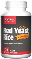 Red Yeast Rice w/Co-Q-10 120 capsules