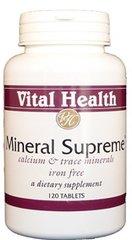 Mineral Supreme 120 tabs