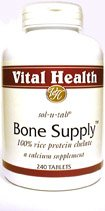 Bone Supply w/Vitamin D 180 tabs