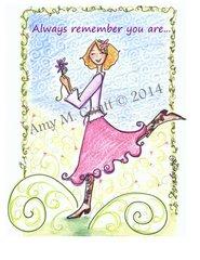 Encourgement - Sunshine Boots Greeting Card