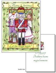 Christmas - Nutcracker Card
