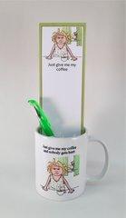 Mug - Cranky Lady Mug Gift Set
