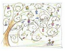 Encouragement - Wherever I Go Greeting Card
