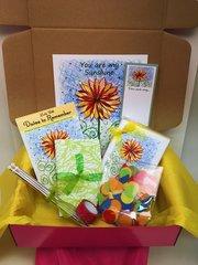 You Are My Sunshine Birthday Gift Box