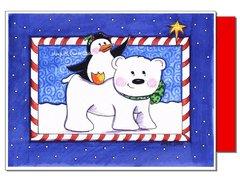 Holiday - Polar Buddies Card