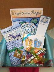 Life's A Beach Birthday Gift Box