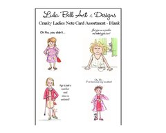 Cranky Ladies Boxed Note Cards