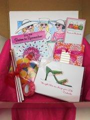 Pretty in Pink Birthday Gift Box