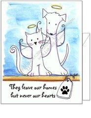 Sympathy - Pet Sympathy Greeting Card