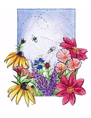 Thank you - Bee Two Greeting Card