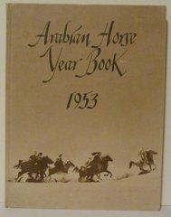1953 Arabian Horse Yearooks
