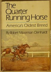 The Quarter Running Horse by Robert Denhardt