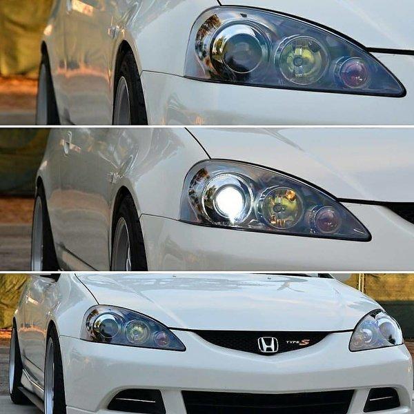 2005-2006 Acura RSX Retrofit