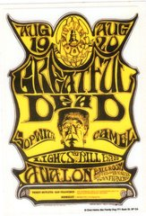 Family Dog Grateful Dead FD-22 sticker