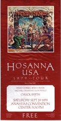 Hosanna - Rick Griffin - 1979
