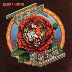 Tiger Rose album art Robert Hunter 1975