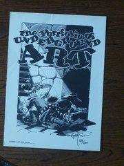 Portfolio of Underground Art - Rick Griffin signed art 588/1200