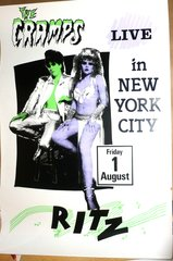 The Cramps - Live in New York City at the Ritz