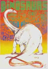 Dinosaurs poster #9 - Alton Kelley