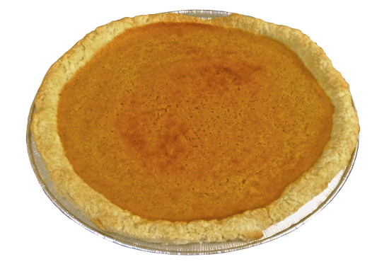 Pumpkin Pie | Mount Airy Confections