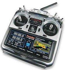 RADIOS Futaba 18MZA WC ADVANCED 18-Channel Air Computer Radio System