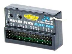 RADIOS CARSON REFLEX 14 CH MULTI PRO RECEIVER