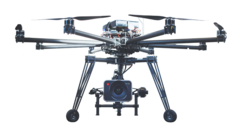 IKARUS&MVI HEAVY LIFT HEXACOPTER