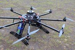 Modular 3D Robotics X8+ Drone OCTOCOPTER DRONE