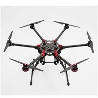 DJI S900 HEXACOPTER WITH POINT OF INTEREST SOFTWARE & MULTI ROTOR STABILIZING CONTTOL