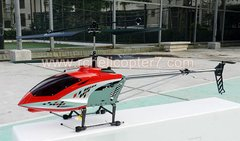 JTS 825 42 INCH 3.5 RC BIG SIZE RTF HELICOPTER