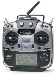 RADIOS FUTABA 14SG 14-CHANNEL 2.4GHZ COMPUTER RADIO SYSTEM 2.4GHZ FASSTEST (SET) (MODE 2)