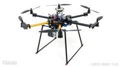 CENTURY UAV 660 V2 HEXACOPTER DRONE