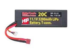 Batteries 11v 3200mah lipo