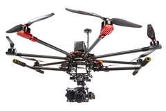 SKYHAWKRC RCF900 ALI HEXACOPTER FRAME KIT RTF MULTICOPTER AERIAL PHOTOGRAPHY