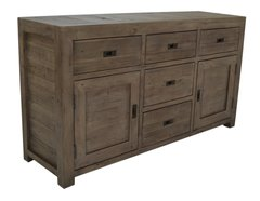 Coventry FSC Large Sideboard in salvage grey