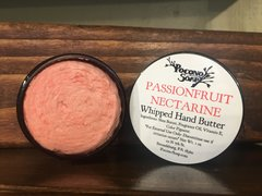 Passionfruit Nectarine Hand Butter