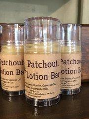 Patchouli Lotion Bar Stick