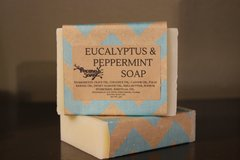 Eucalyptus Peppermint Soap