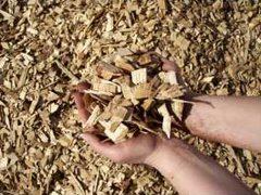 Bulk Mulch - Playground Wood Chips