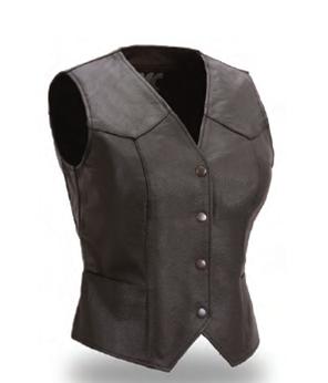 Sweet Sienna Women's Vest