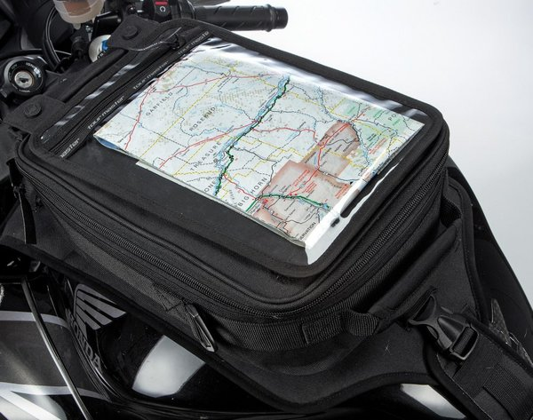 Tourmaster Tank Bag - Magnetic or Strap Mount