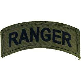 Ranger Tab Patch