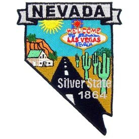 Nevada State Patch