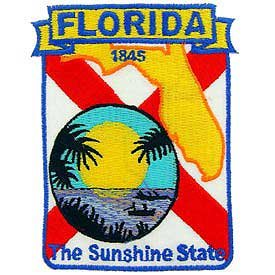 Florida State Patch