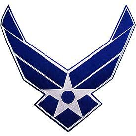 Air Force Symbol Patch