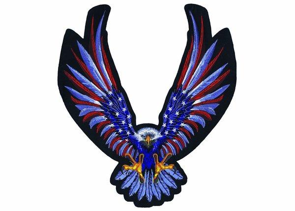 Large USA Eagle Back Patch