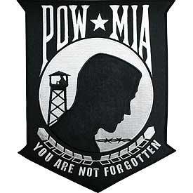 POW*MIA Patch ( 3 Sizes )