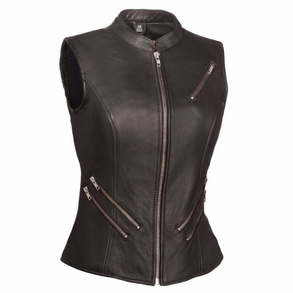 """Ladies """"Fairmont"""" Zipper Vest"""